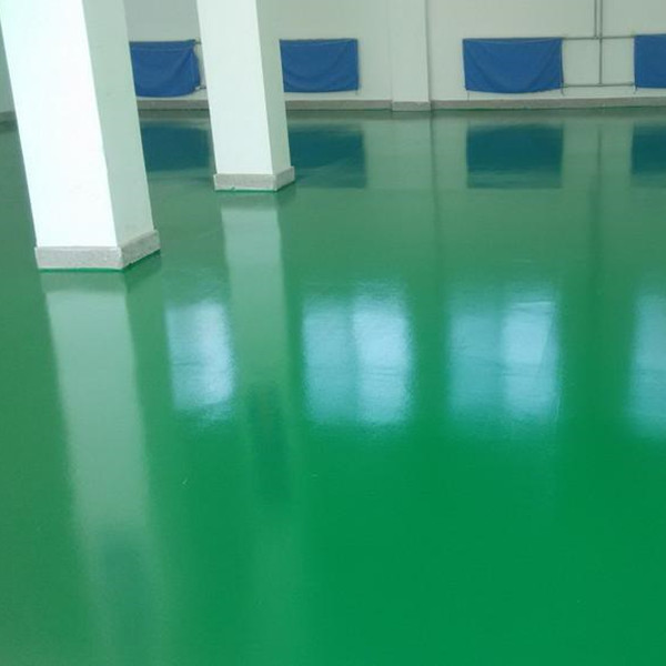2K Water Based Epoxy Floor Paint